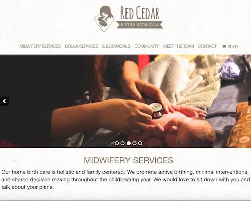 Red Cedar Site
